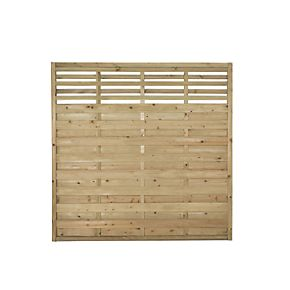 forest kyoto fence panels 1 8 x 10 pack decorative. Black Bedroom Furniture Sets. Home Design Ideas