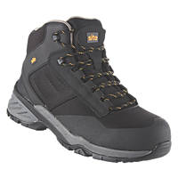 Site Magma Metal-Free Safety Boots Black Size 7