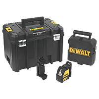 DeWalt Self Levelling Laser with TSTAK