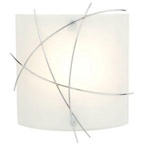 largo bathroom wall light chrome 40w 240v bathroom wall. Black Bedroom Furniture Sets. Home Design Ideas