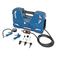 Scheppach Air Case 2Ltr Portable Air Compressor 230V