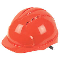 JSP EVO 2 Safety Helmet Orange