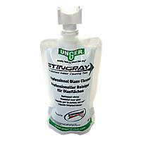 Unger Stingray Professional Glass Cleaner Pouches 150ml