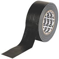 Diall Cloth Tape 42 Mesh Black 50mm x 50m