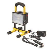 Diall LED Rechargeable LED Work Light 10W 12 / 240V