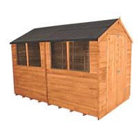 Forest 6' x 10' (Nominal) Apex Overlap Timber Shed