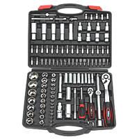 Hilka Pro-Craft Metric Socket Set 110 Pieces
