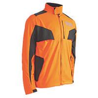 """Oregon Yukon Non-Protective Jacket Orange XL 41-44"""" Chest"""