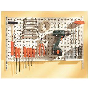 Rb uk workshop storage kit 800 x 30 x 500mm garage for Rb storage