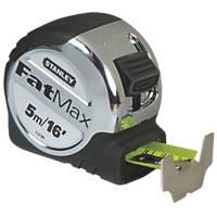 Stanley Fatmax Pro Short Tape Measure 5m x 32mm