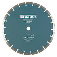 Erbauer Diamond Segmented Blade 300 x 20mm