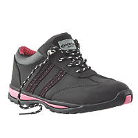 Amblers FS47 Ladies Safety Trainers Black Size 7