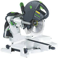 Festool KAPEX KS 120 EB GB 260mm Double-Bevel Sliding  Compound Mitre Saw 110V