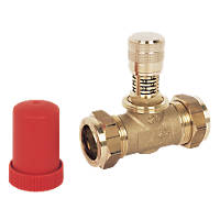 Honeywell Straight Auto Bypass Valve 22mm