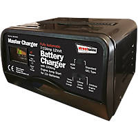 Streetwize SW100JS 7-15A Battery Charger with 100A Engine Starter 12V