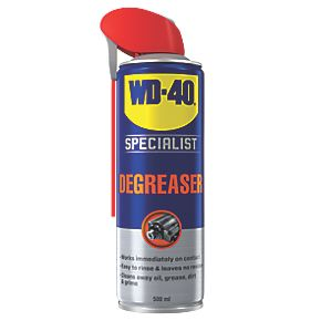wd 40 specialist degreaser 500ml lubricants. Black Bedroom Furniture Sets. Home Design Ideas