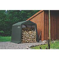Rowlinson ShelterLogic Shed 8' x 8' (Nominal) Best Price, Cheapest Prices