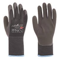 Towa PowerGrab Thermal Grip Gloves Brown / Black Extra Large