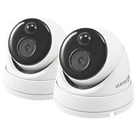 Swann SWPRO-1080MSDPK2 CCTV Dome Camera Kit
