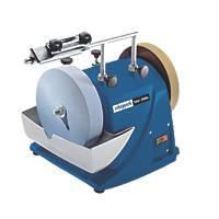 Scheppach TIGER2000S 200mm Whetstone Sharpening & Honing Machine 230V