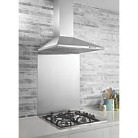 CHX60SS Cooker Chimney Hood Stainless Steel 600mm