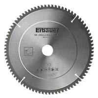 Erbauer TCT Saw Blade 254 x 30mm 80T