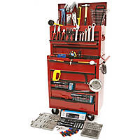 Hilka Pro-Craft Professional Mechanic's Tool Kit 270 Piece Set