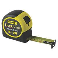 Stanley Fatmax Tape Measure 8m x 32mm/26'