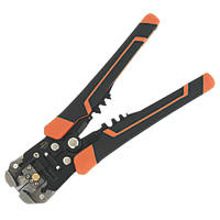 """Magnusson Ratcheting Wire Strippers 8"""""""