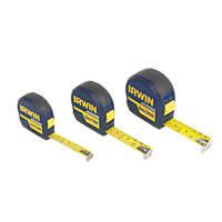 Irwin Tape Measures Triple Pack