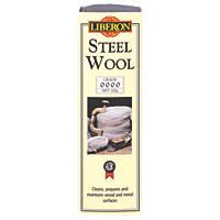 Liberon Grade 0000 Steel Wool 74 x 225mm