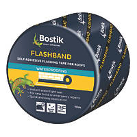 Flashband Bostik Flashband Flashband Grey 10 x 150mm