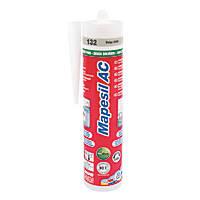 Mapei Mapesil Solvent-Free Silicone Sealant Beige 310ml