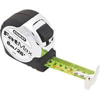 Stanley Fatmax Pro Short Tape Measure 8m x 32mm