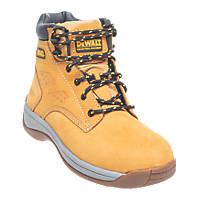 DeWalt Bolster Safety Boots Honey Size 9