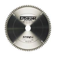 Erbauer TCT Circular Saw Blade 80T 255x30mm