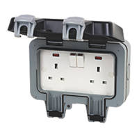 BG 13A 2G DP Switched Socket