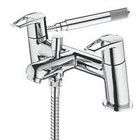 Bristan Smile Surface-Mounted Bath / Shower Mixer Bathroom Tap