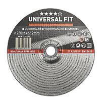 """Grinding Disc 9"""" (9mm) x 6 x 22.2mm"""