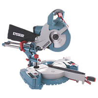 Erbauer ERB610MSW 254mm  Double-Bevel  Sliding Mitre Saw 230V