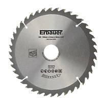 Erbauer TCT Saw Blade 190 x 30mm 40T