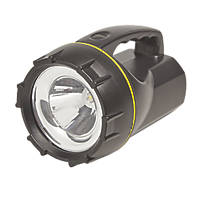 Diall GSUF023 Rechargable LED Spotlight Torch Integrated Li-Ion