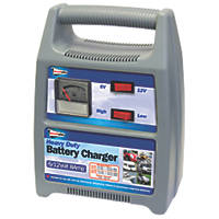 Streetwize SWBCG8 8A Automatic Battery Charger 6 / 12V