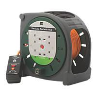 Masterplug Case Reel & RCD 4G 240V 20m