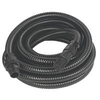 """Reinforced Delivery Hose with Filter 7m x 1"""" (24mm)"""