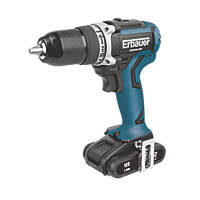 Erbauer ERI717DDR 18V 2.0Ah Li-Ion  Brushless Cordless Drill Driver