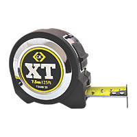 C.K T3448 25  8m Tape Measure