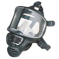 Scott Safety Promask Full Face Mask No Filter-Mask Only