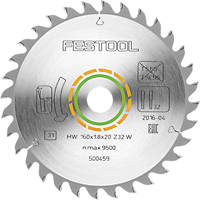 Festool Cross Cut TCT Circular Saw Blade 160 x 20mm 32T