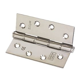 Eclipse Grade 7 Washered Fire Hinges Pol Stainless Steel